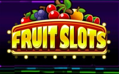 Enjoy the Spare Time in a Fruitful Way with Fruit Slots